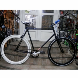 Bicicleta cursiera Single Speed , Free Wheel - BikeCentral