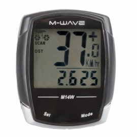 Bike computer Wireless M-Wave M 14W - BikeCentral