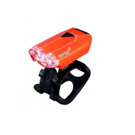 Far fata Infini LAVA 2 Super Led USB orange - BikeCentral