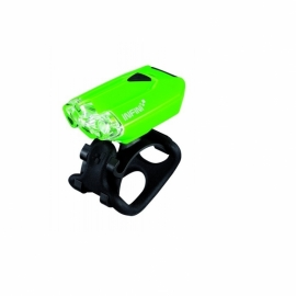 Far fata Infini LAVA 2 Super Led USB verde - BikeCentral